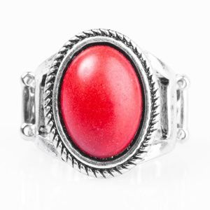 💍 5 for $25 sale! 💍 Red Ring